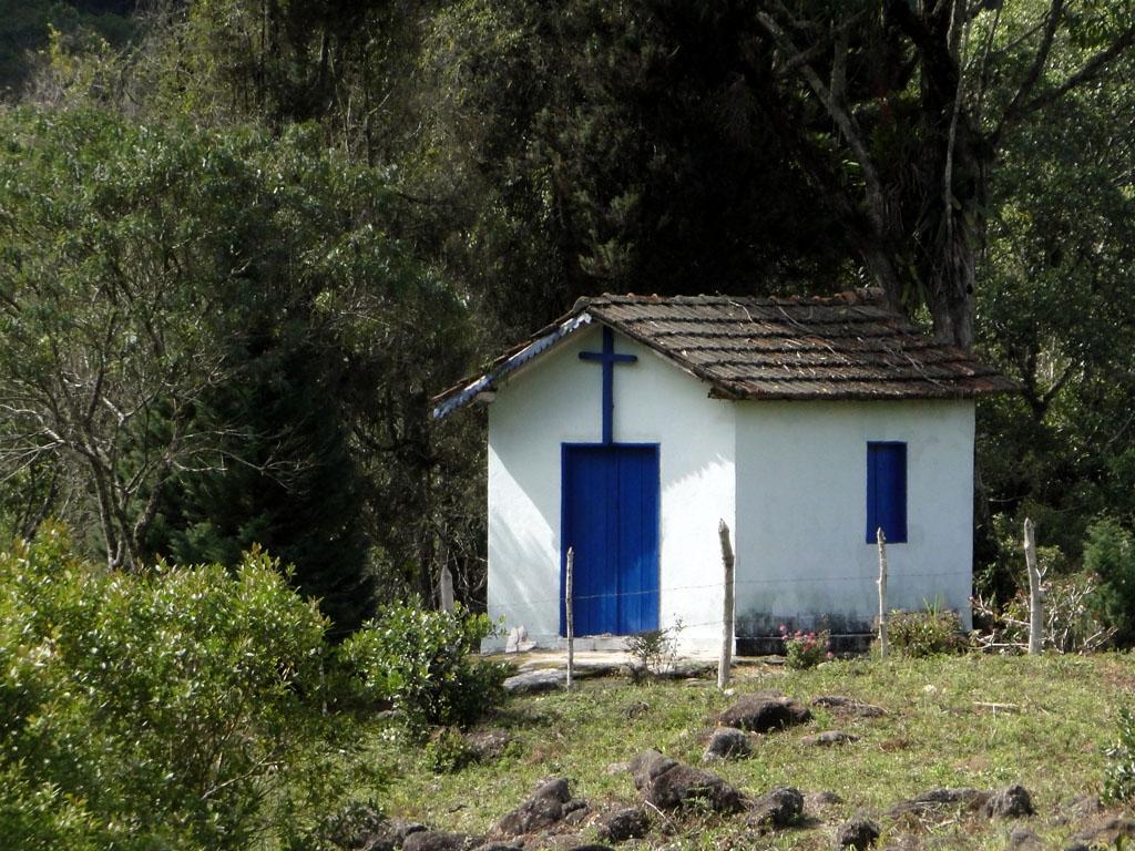 Igrejinha do Sinfronio. Lidice- Rio Claro- RJ
