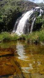 Cachoeira em Serra Do Cipô - MG